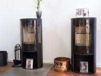 brændeovns udstilling