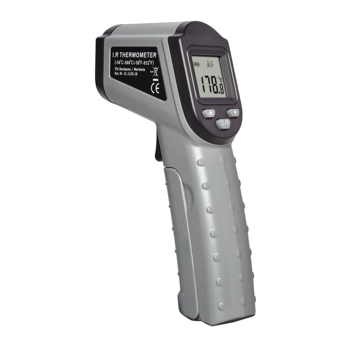 Termatech I.R. temperaturmåler tt-92-160