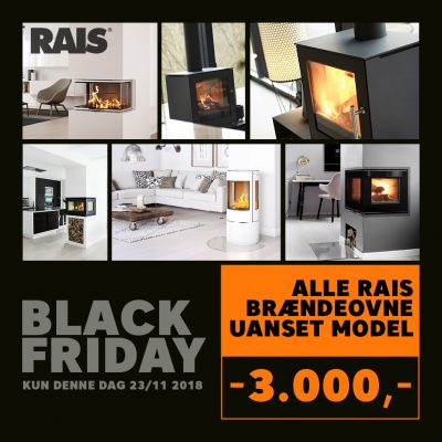 Black Friday - Thisted Pejsecenter