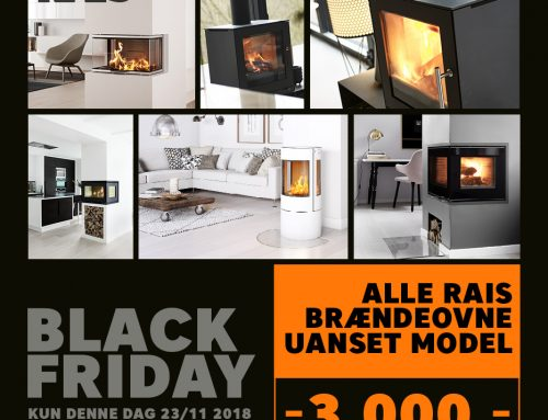 Black Friday hos Thisted Pejsecenter
