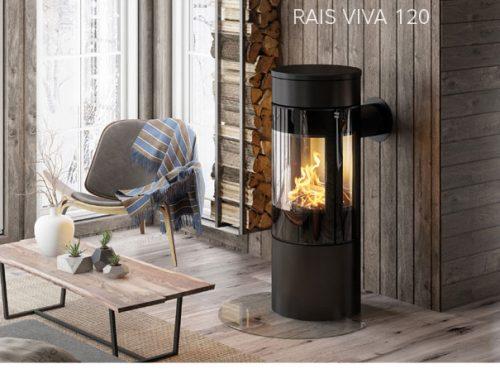 Kampagne – tilbud på RAIS brændeovne