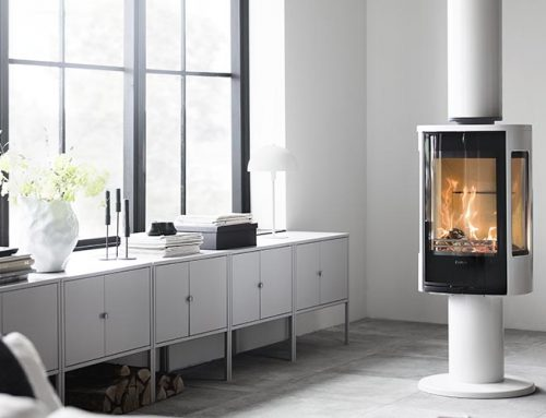 Brændeovn Contura 800 Style