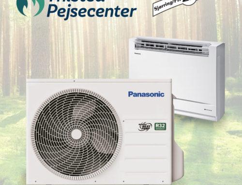Thisted Pejsecenter har indgået samarbejde med Sjørring El-Service omkring varmepumper