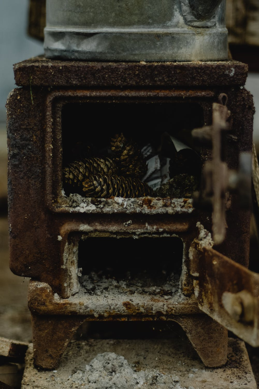 gamle brændeovne skal udskiftes